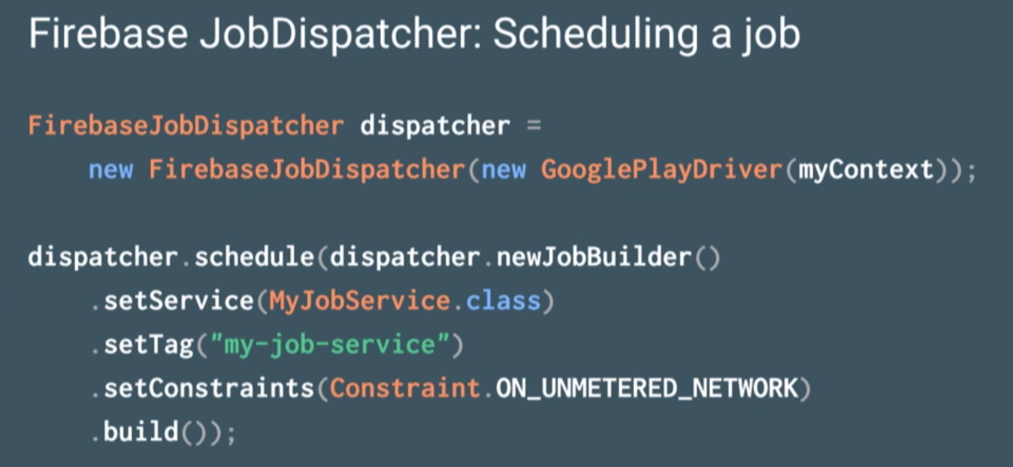 Android Interview Questions Github firebase jobdispatcher · android programming journey